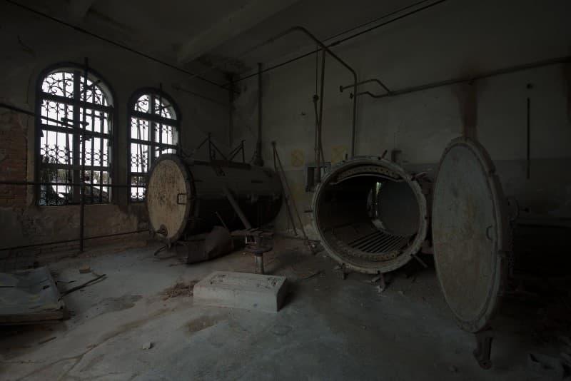 Poveglia Hispital Psiquiatrico Abandonado (5)