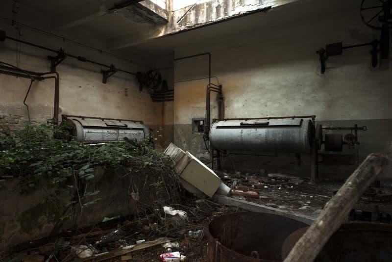 Poveglia Hispital Psiquiatrico Abandonado (6)