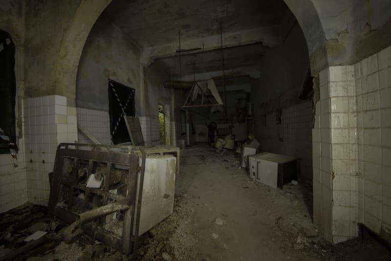 Poveglia Hispital Psiquiatrico Abandonado (7)