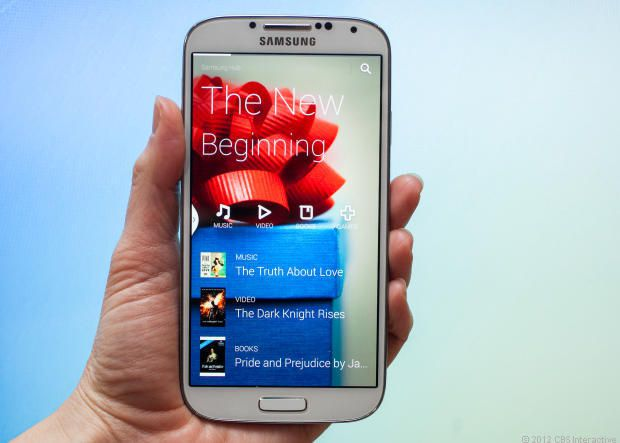 Samsung Galaxy S IV pantalla Full HD