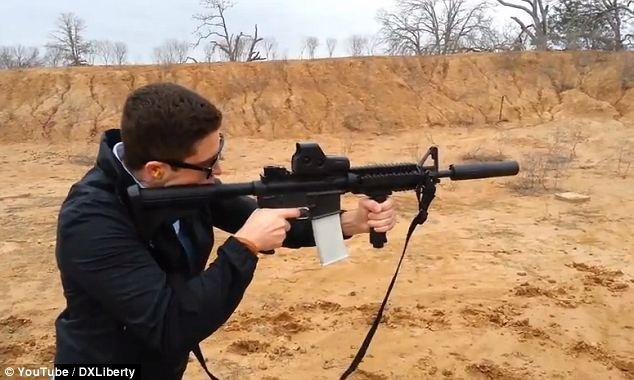 Fabricar armas de fuego en impresoras 3D (1)