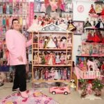 El hombre de las muñecas Barbie