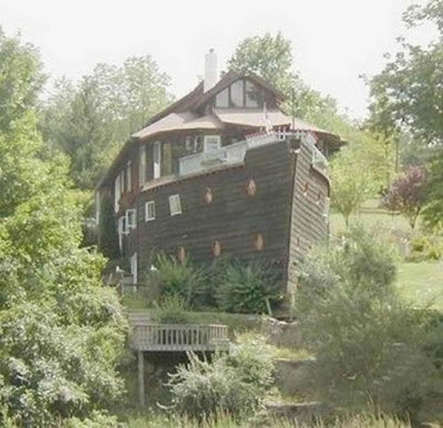 casas más raras y sorprendentes (4)