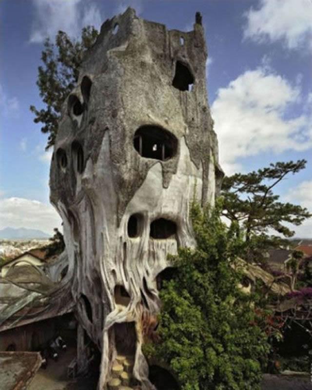 casas más raras y sorprendentes (6)