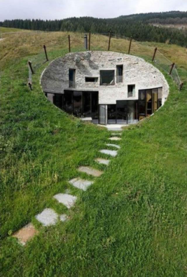 casas más raras y sorprendentes (11)