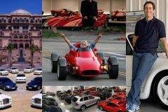 Las 5 colecciones de autos más increíbles del mundo