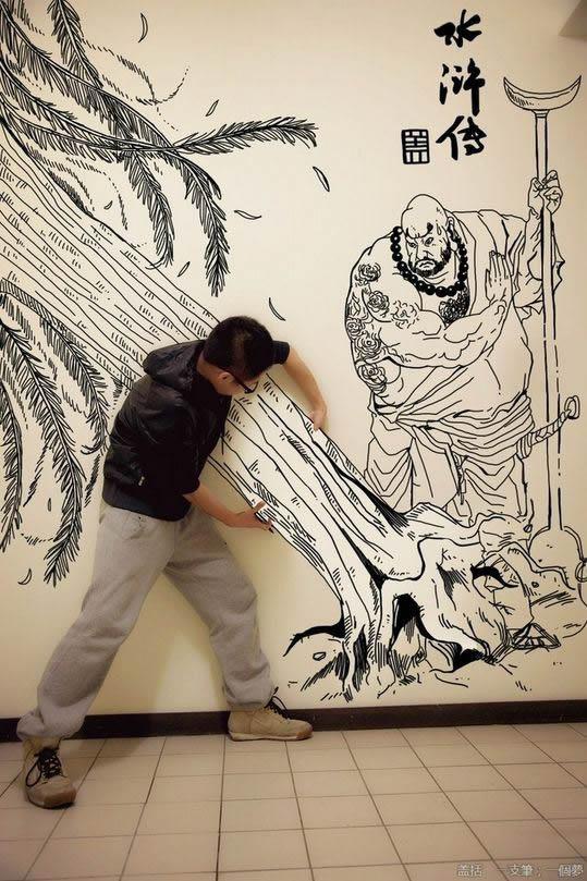 Dibujos 2D invaden realidad (3)