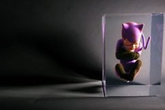 Superheroes embrionarios de Alexandre Nicolas (1)