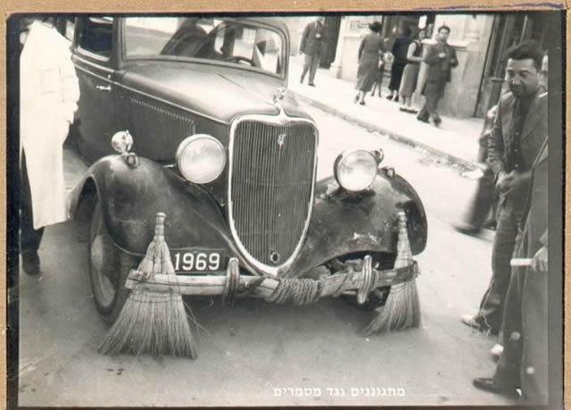 Fotos antiguas, extrañas y divertidas (4)