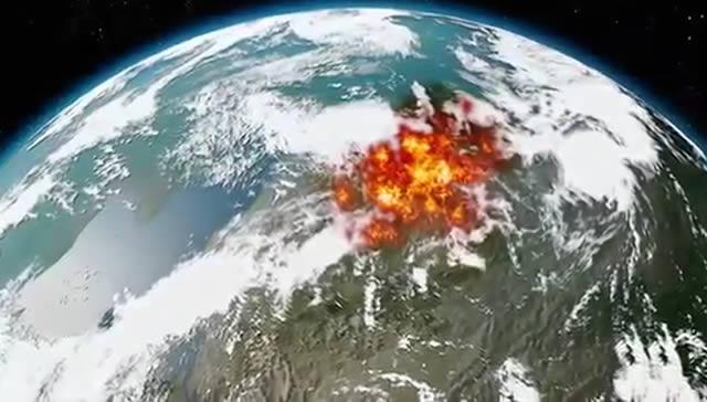 super volcan
