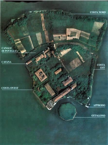 isla poveglia italia cartografia