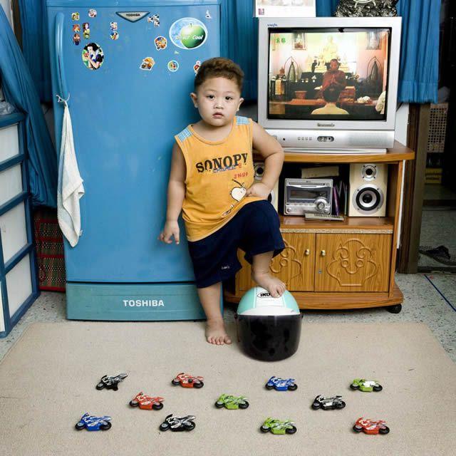 Juguetes niños mundo - Gabriele Galimberti (26)