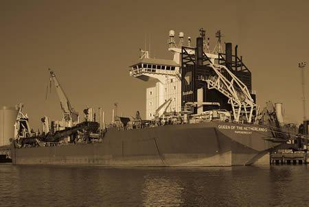 buque aspirador