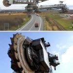 Las 10 maquinas más grandes del mundo