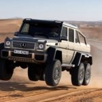 Mercedez-Benz G63 AMG 6×6 (6)