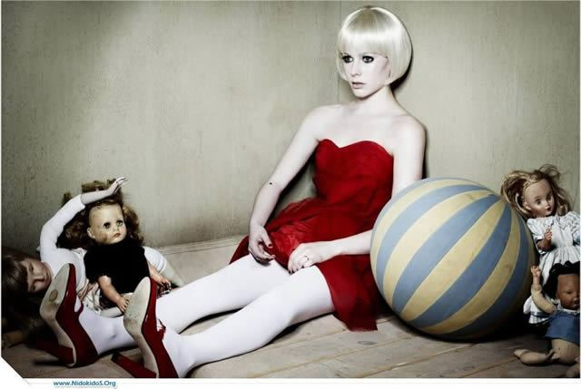 muñeca esclava