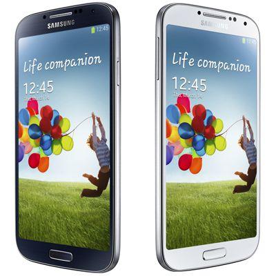 Samsung Galaxy S IV dos colores