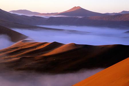 namibia niebla
