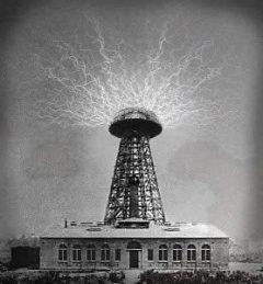 La torre de energía de Tesla