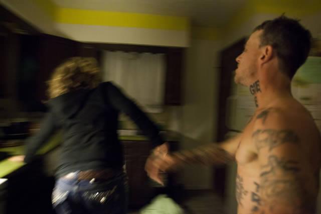 violencia doméstica fotografía (25)