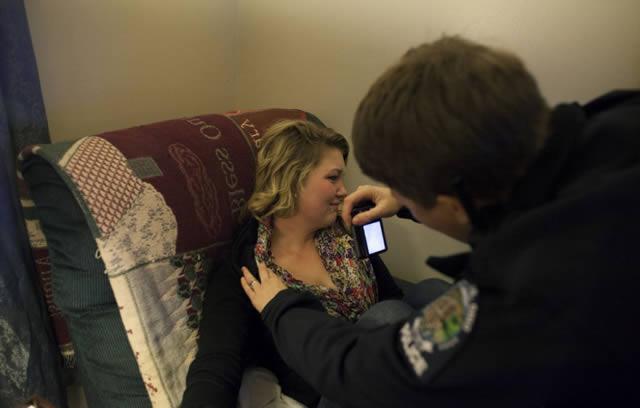 violencia doméstica fotografía (28)