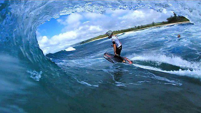 Jet Surf olas