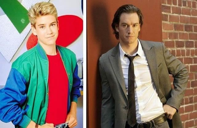 Mark Paul Gosselaar antes despues Famosos infancia()