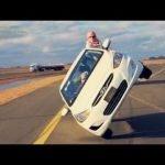 Jóvenes saudíes desafían a la muerte con sus autos