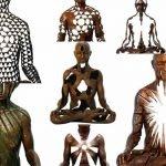 Esculturas de bronce de Sukhi Barber