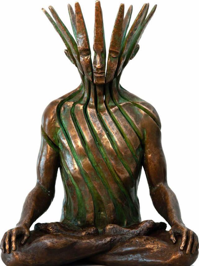 Esculturas de bronce Sukhi Barber (4)