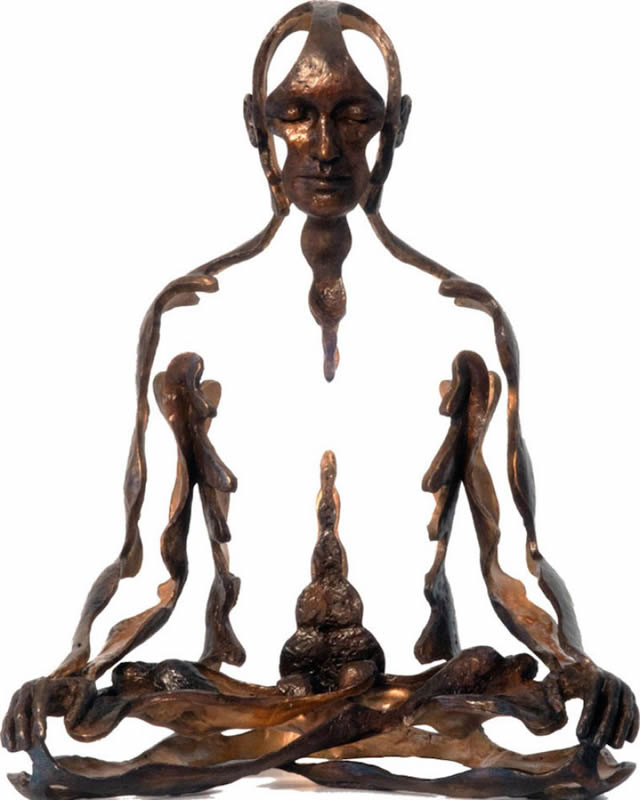 Esculturas de bronce Sukhi Barber (2)