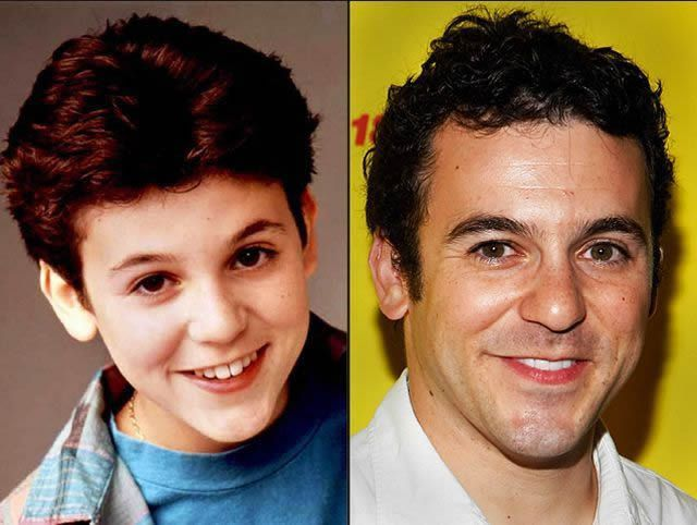 fred savage antes despues Famosos infancia()