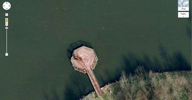 crimen en Google Maps Beatrixpromenade, Almere