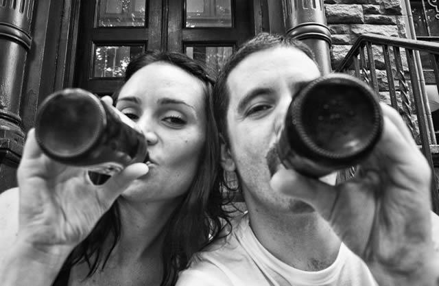 Angelo y Jennifer Merendino, amor contra el cáncer (4)