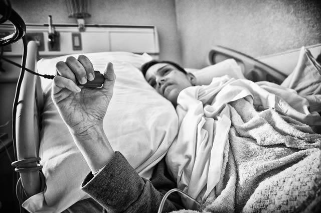 Angelo y Jennifer Merendino, amor contra el cáncer (11)
