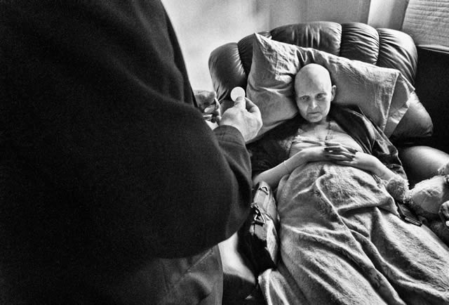 Angelo y Jennifer Merendino, amor contra el cáncer (12)