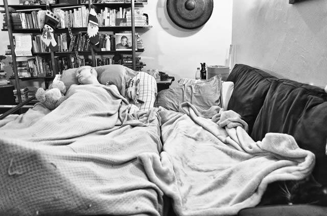 Angelo y Jennifer Merendino, amor contra el cáncer (21)