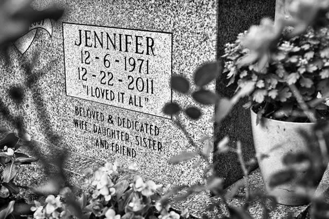 Angelo y Jennifer Merendino, amor contra el cáncer (18)