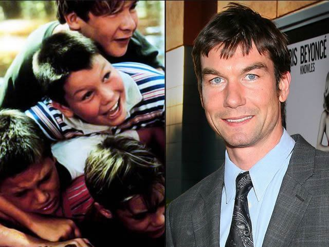 jerry o connell antes despues Famosos infancia()