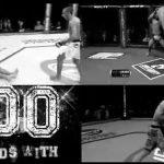 100 segundos de KO en MMA