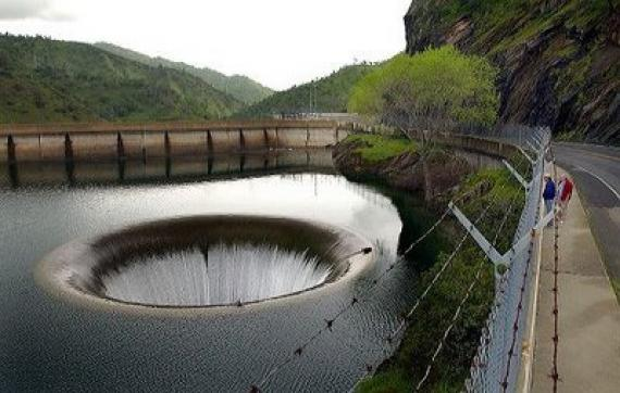 Morning Glory Spillway