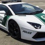 Policía de Dubai adquiere un Lamborghini Aventador