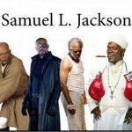 Actores en sus papeles más famosos