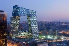 Los 10 edificios más raros del mundo