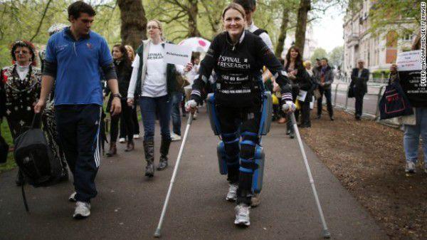 Argo ReWalk y EKSO Bionics