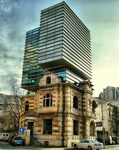 Unión Nacional de Arquitectos Bucarest