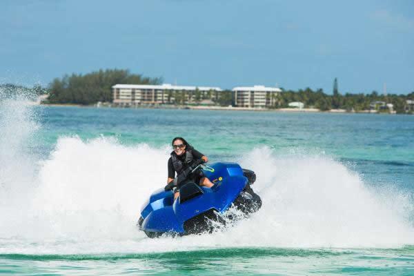 GIBBS Quadski moto acuatica
