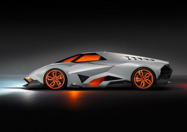 Lamborghini Egoista superdeportivo (2)