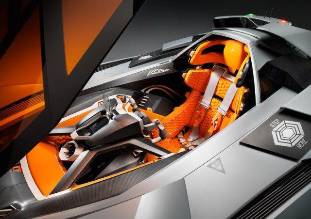 Lamborghini Egoista superdeportivo (9)
