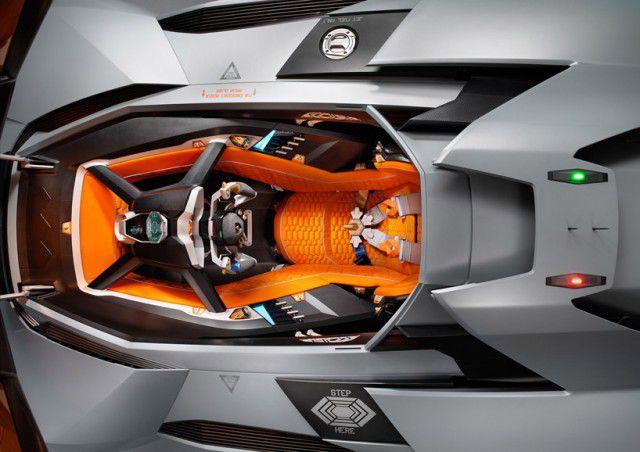 Lamborghini Egoista superdeportivo (8)
